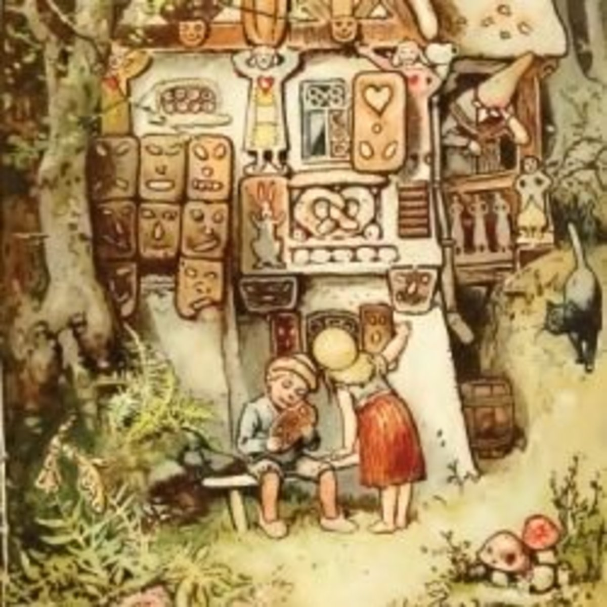 The Story of Hansel and Gretel: Summary, Symbolism, and Interpretations