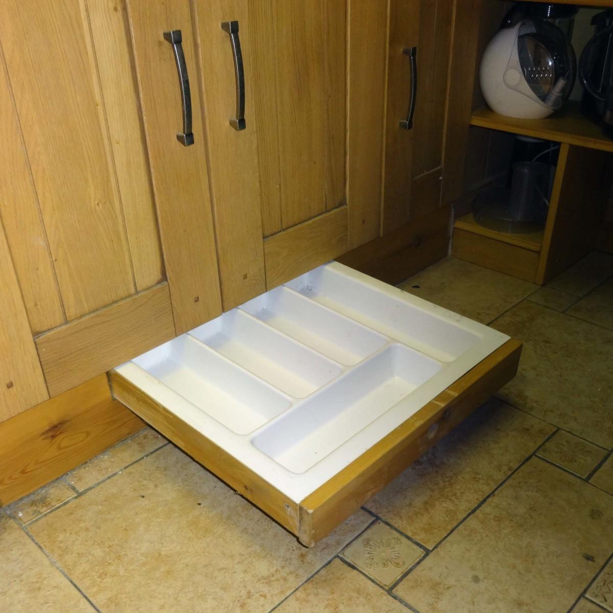 Kitchen Plinth Drawer