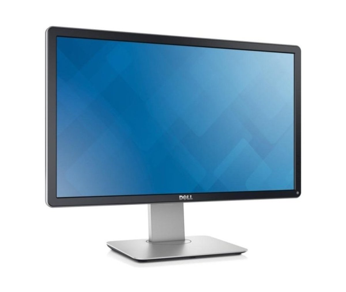 Like most LED-backlit LCDs, this monitor is quite thin and light. Unfortunately, its stand does lack the pivot feature.