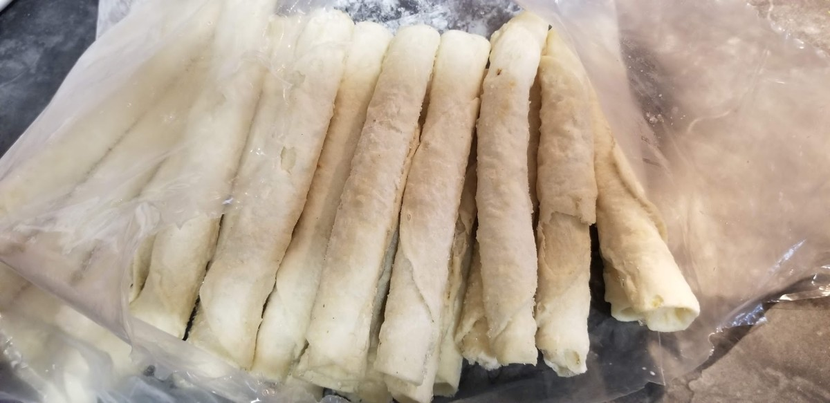 On their own, frozen taquitos can be a bit boring.