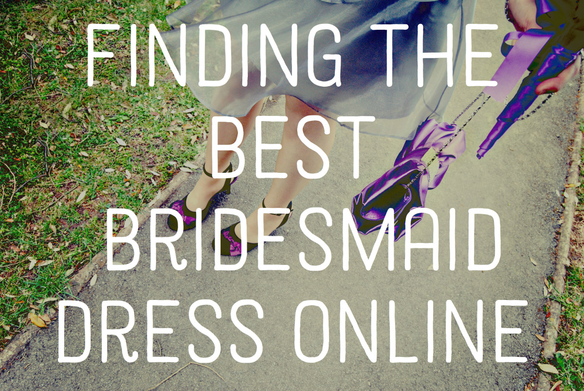 The Top 6 Websites to Shop for Bridesmaid Dresses