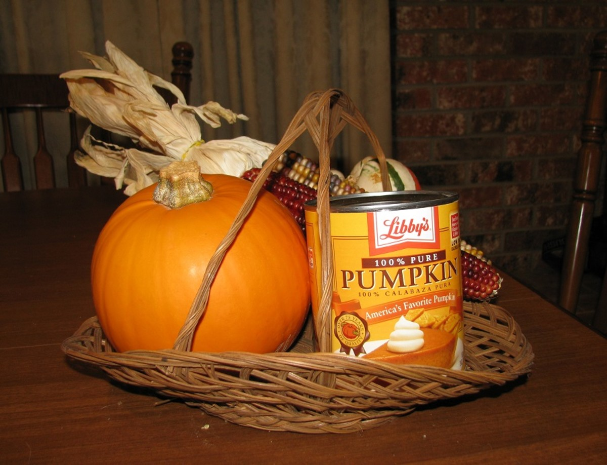 A pumpkin fresh off the vine, or a can of pumpkin, is all you need to mix up any of these tasty treats.