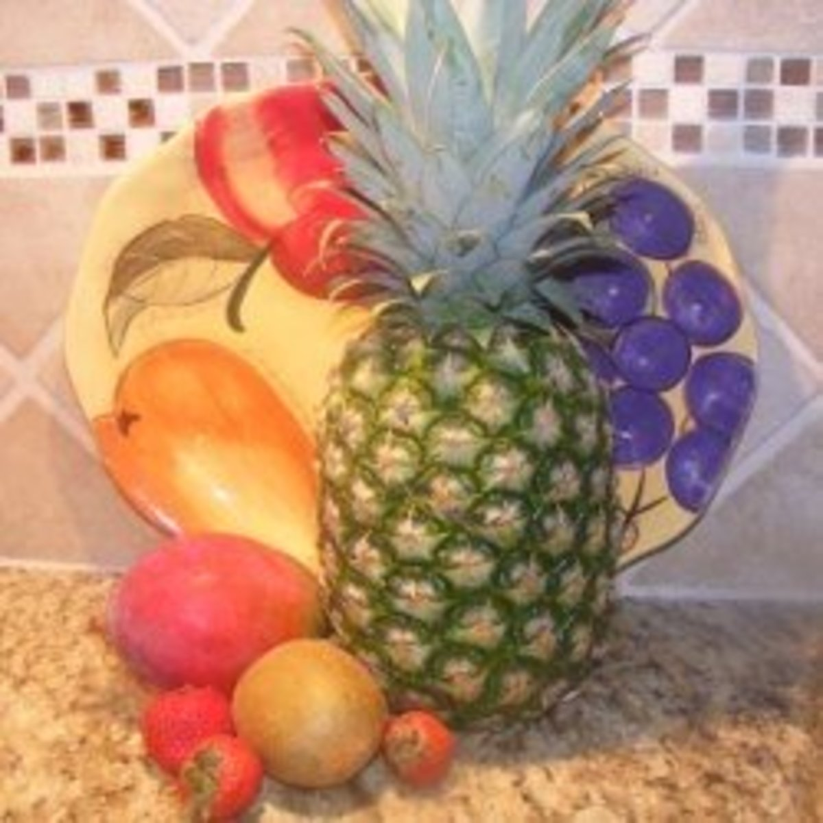 How to Quickly, Efficiently, and Easily Cut Up a Pineapple