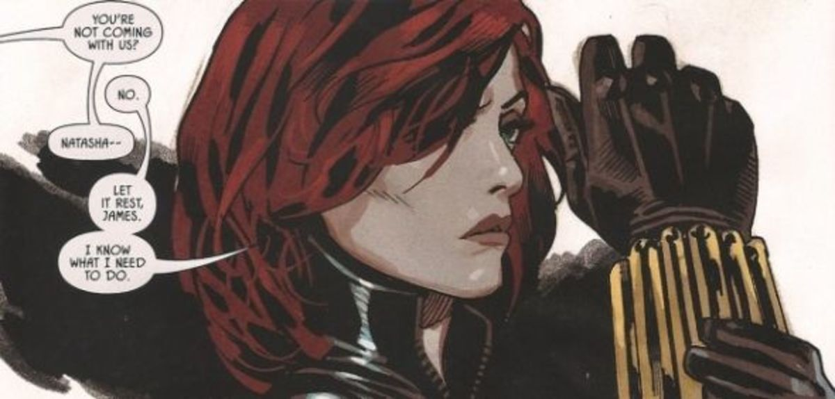 The Best Black Widow Graphic Novels