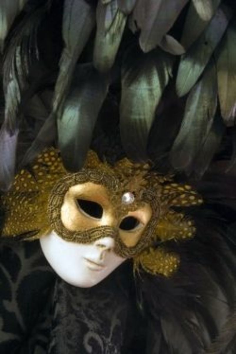 Short Story:  Masquerade Ball