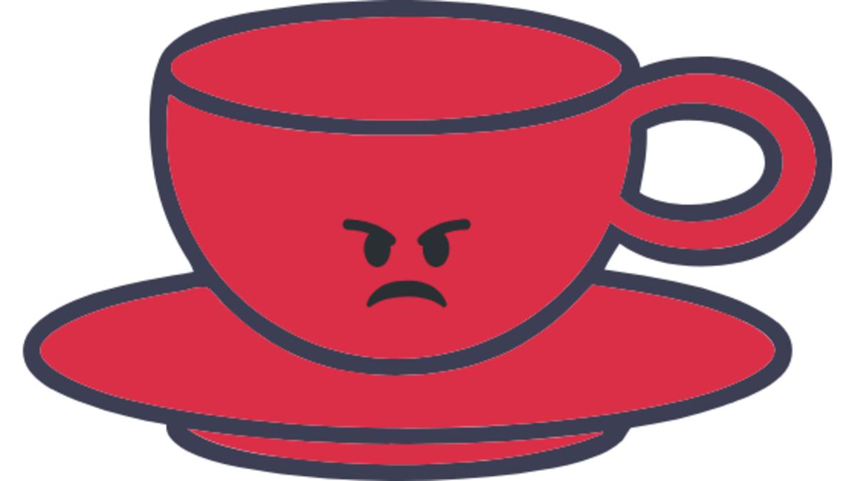 I am An Angry Teacup