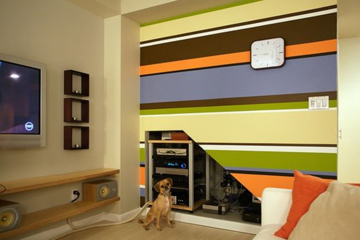 Bring New Life To Your Walls With Paint Striped Walls Painting Stripes On Walls Accent Wall Paint Colors