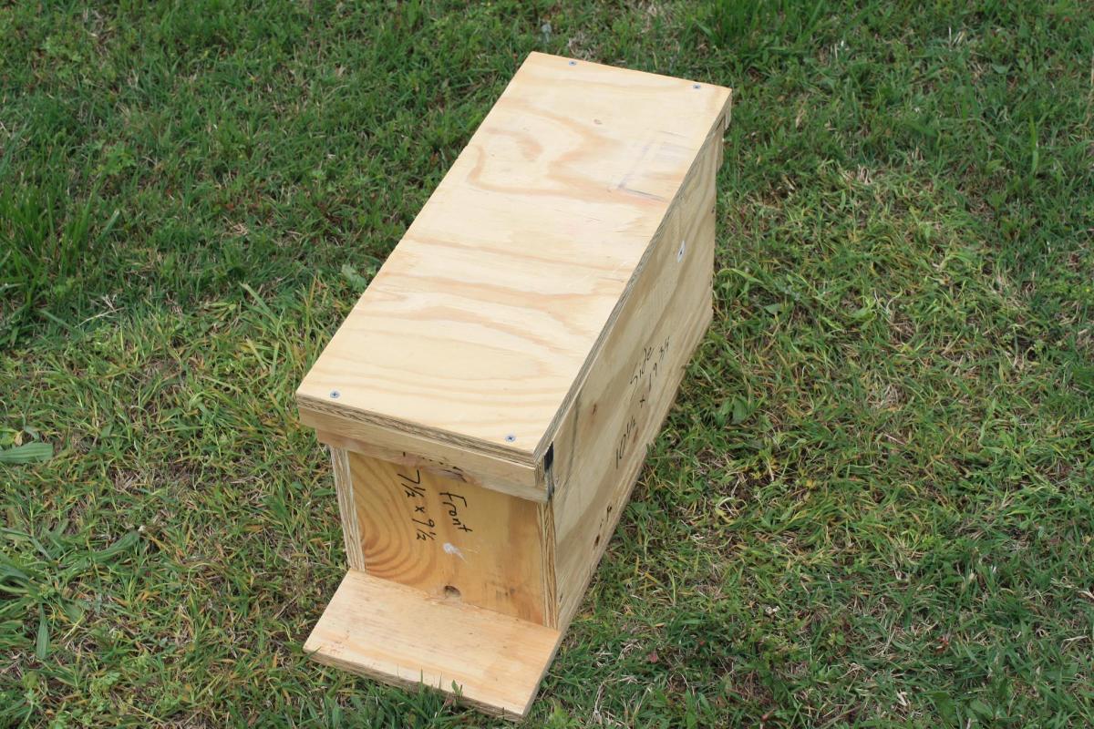 A DIY nuc box.