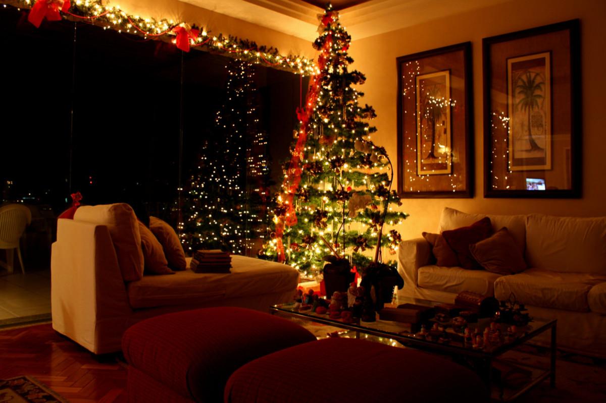 Christmas Lights on Your Tree