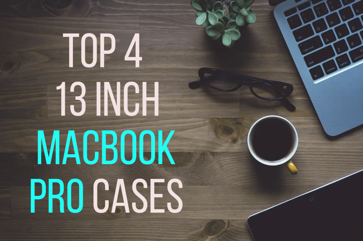 If you are looking for the best 13 inch MacBook Pro cases, read on...