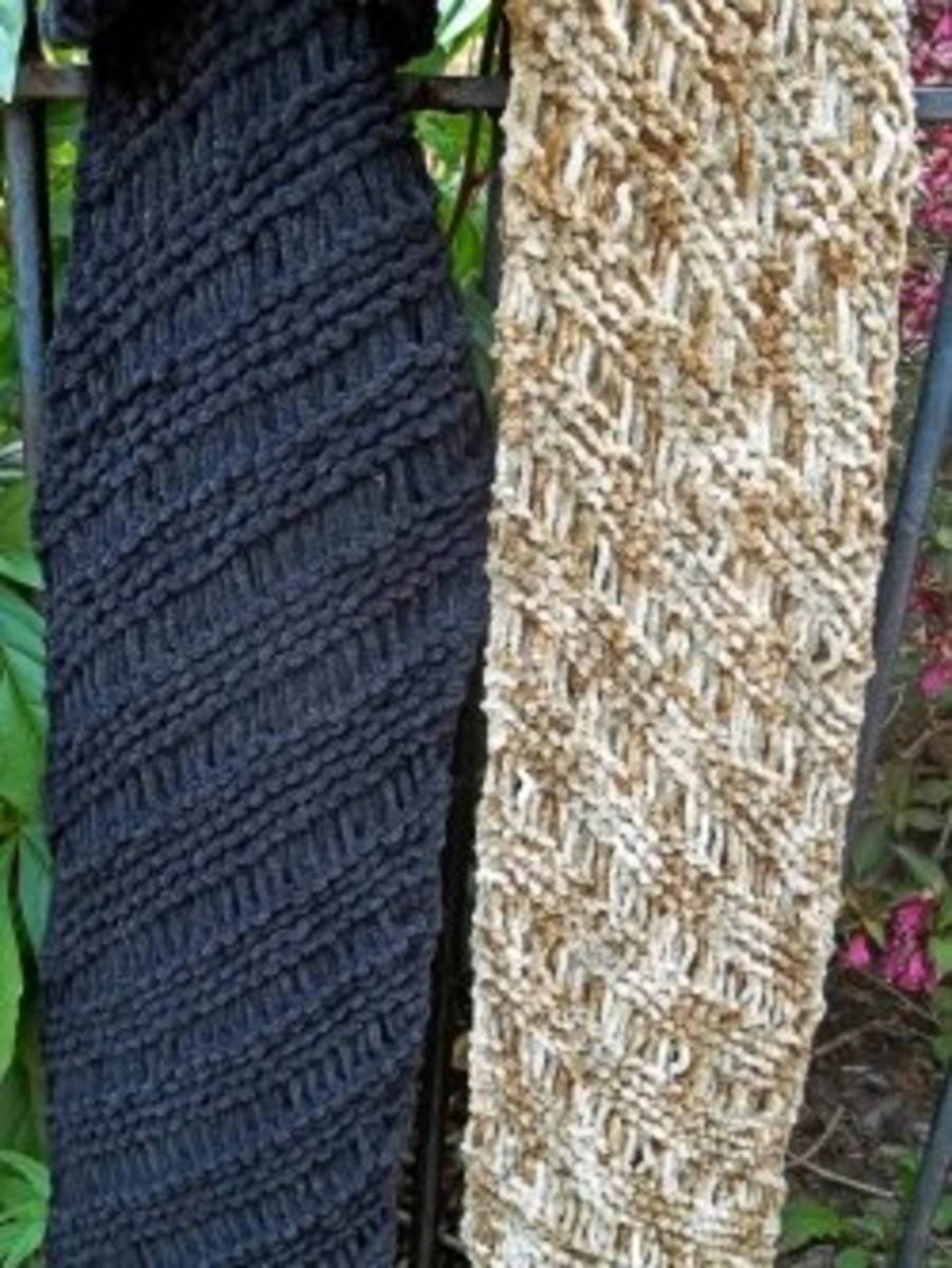 How To Knit Diagonally Your Guide To Diagonal Bias And Slanted