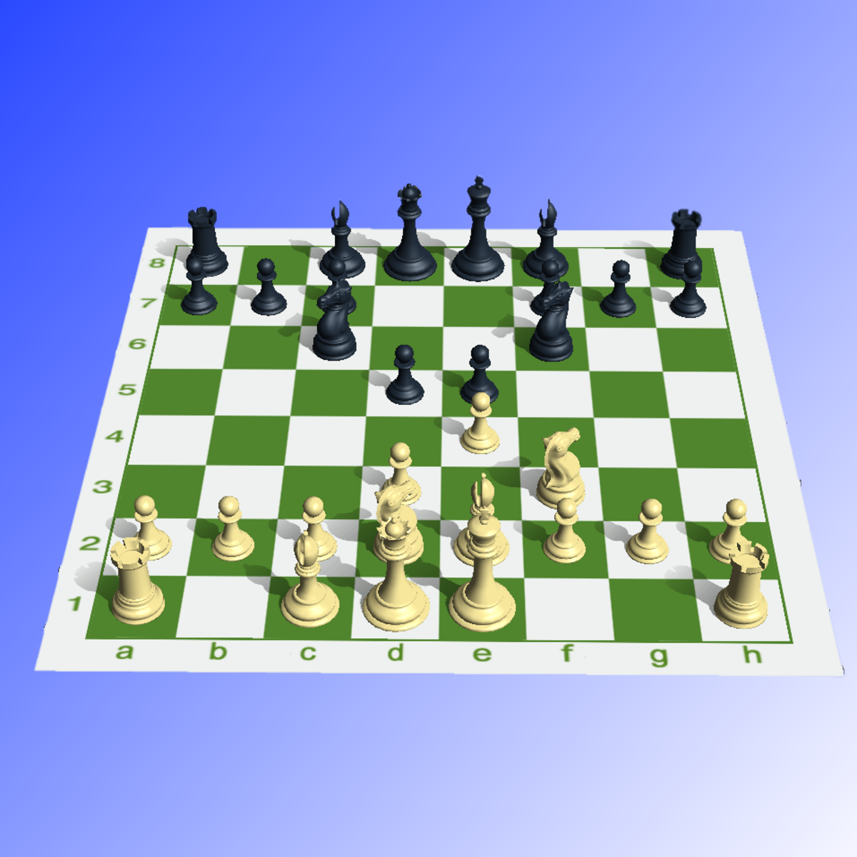 Learn about the Inverted Hanham in chess.