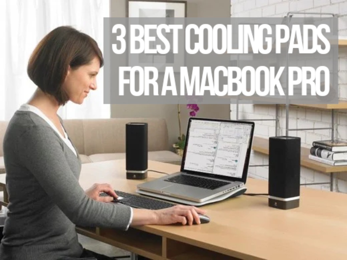The Best 3 MacBook Pro Cooling Pads (13 Inch)