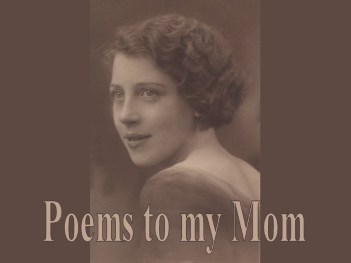 Poems to My Mom