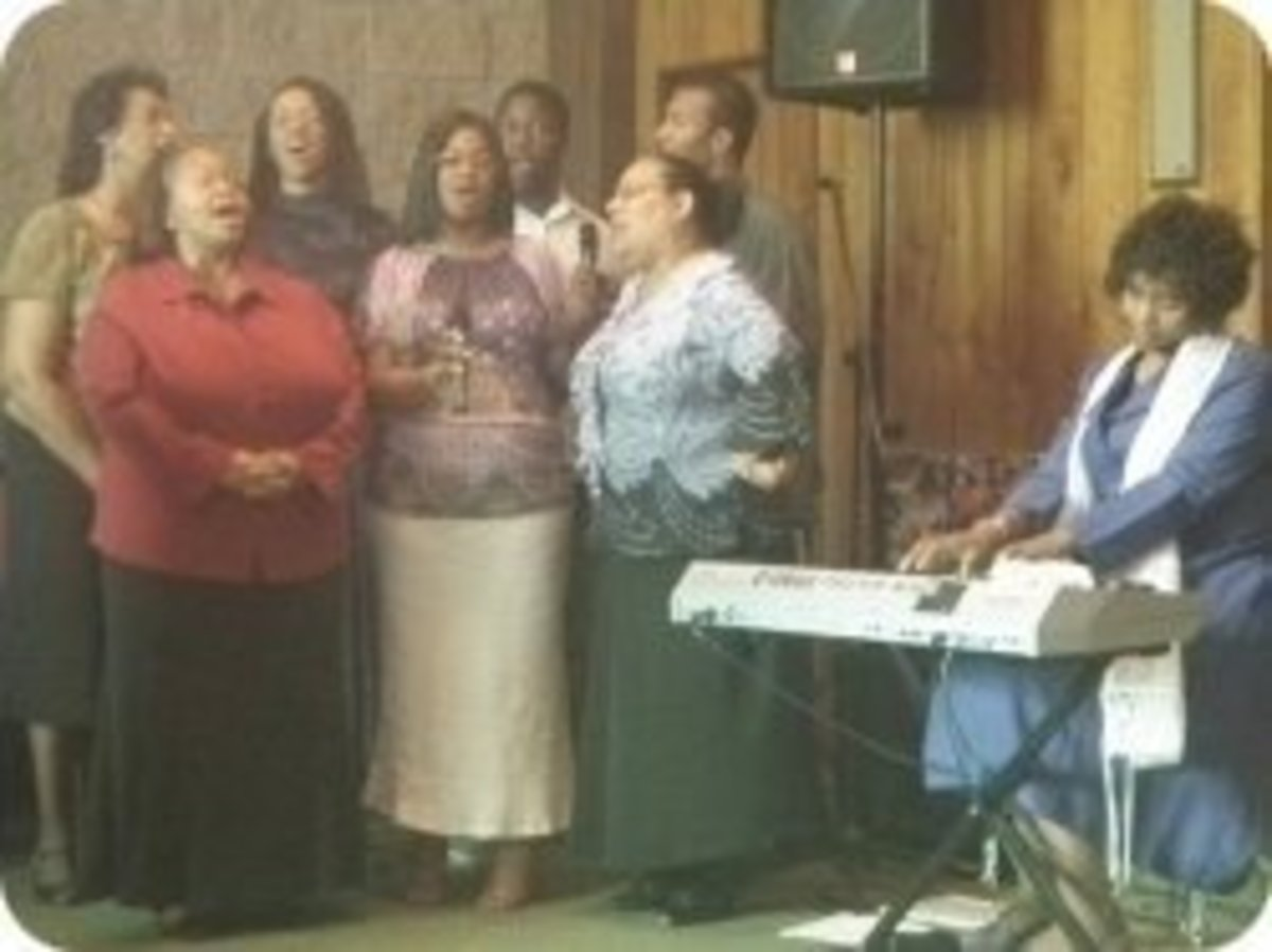 A Guide to Directing a Gospel Choir