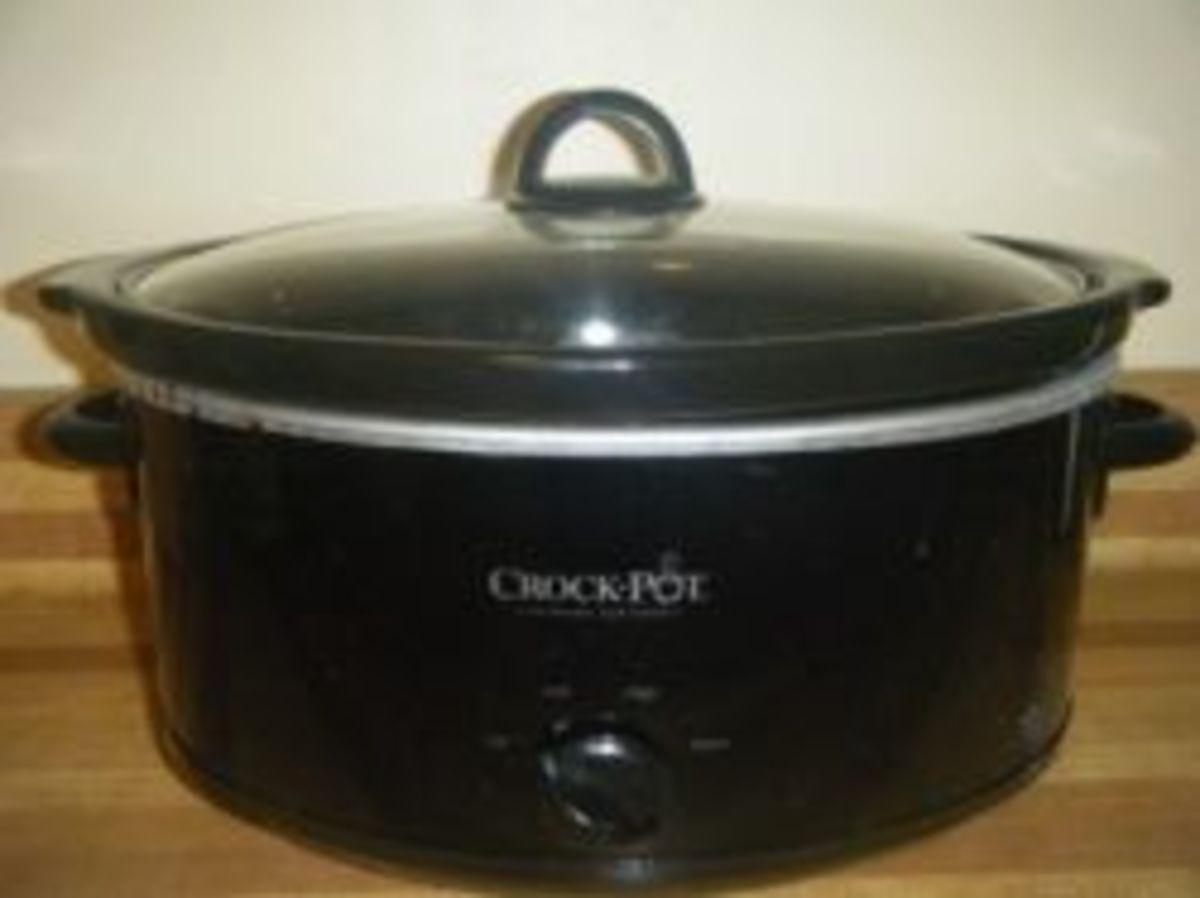 3 Very Easy, Meaty Crock Pot Recipes