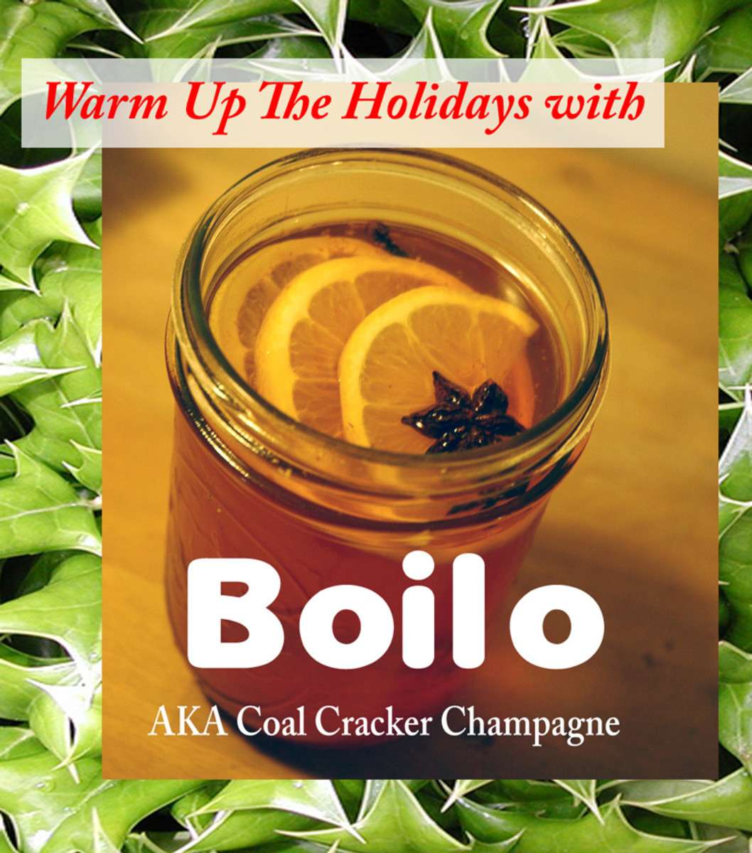 How to Make a Batch of Boilo - A Pennsylvania Holiday Beverage