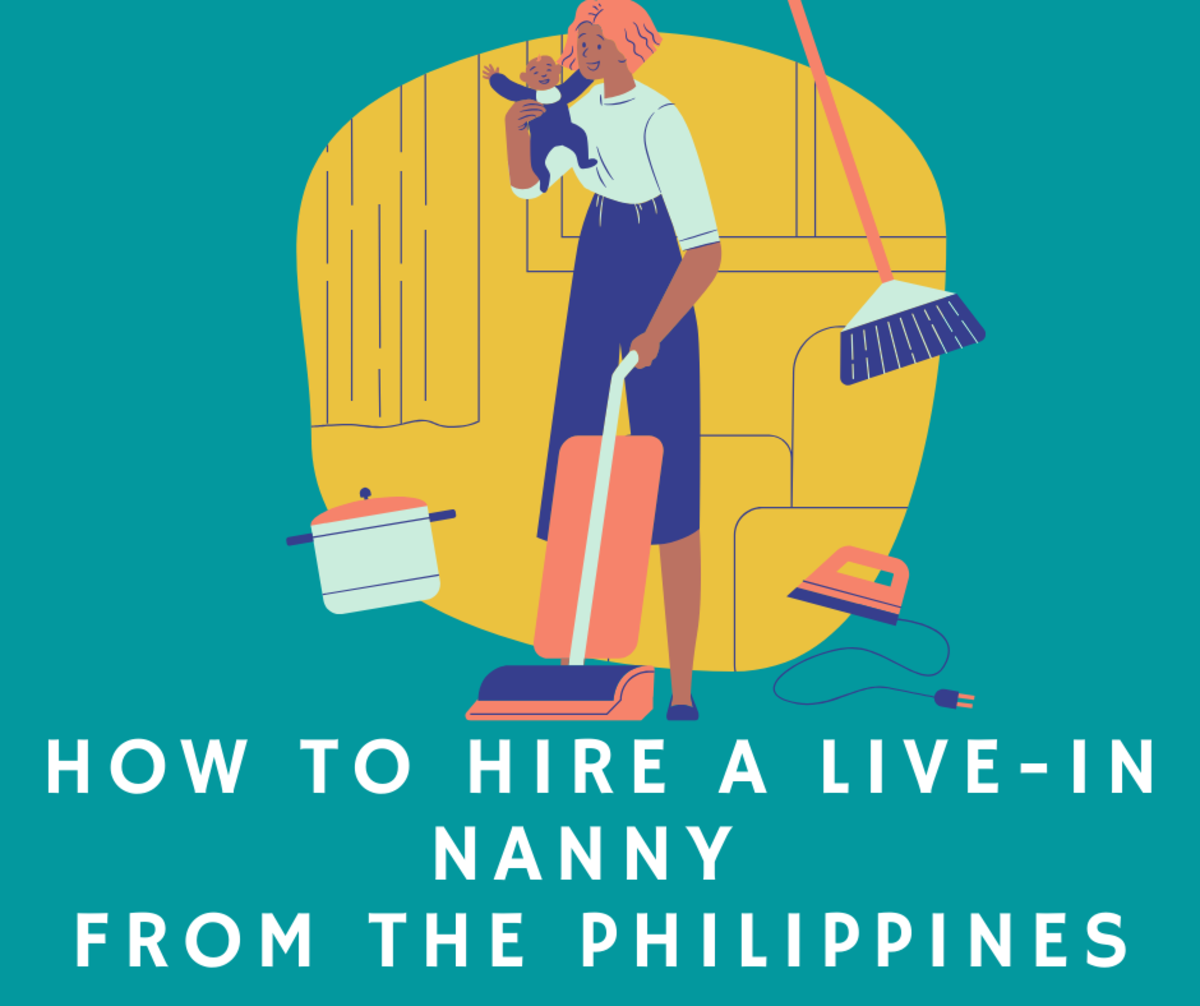 Read on to learn how to hire a live-in nanny from the Philippines.