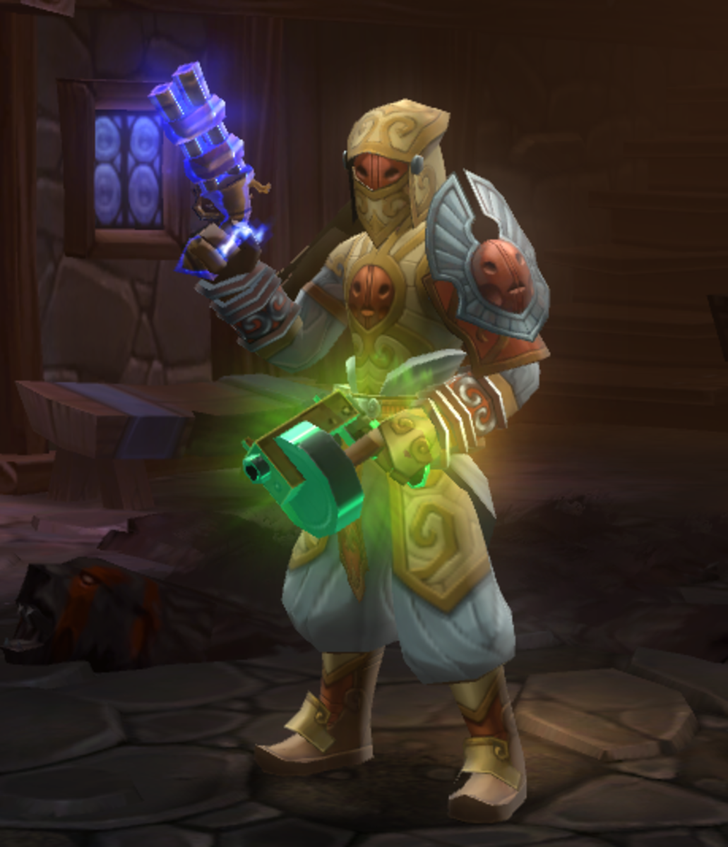 Torchlight 2: The Deadly Dual Pistol Outlander Build Guide