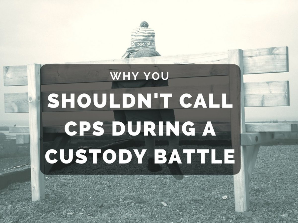 Child Custody Battles and Child Protective Services (CPS)