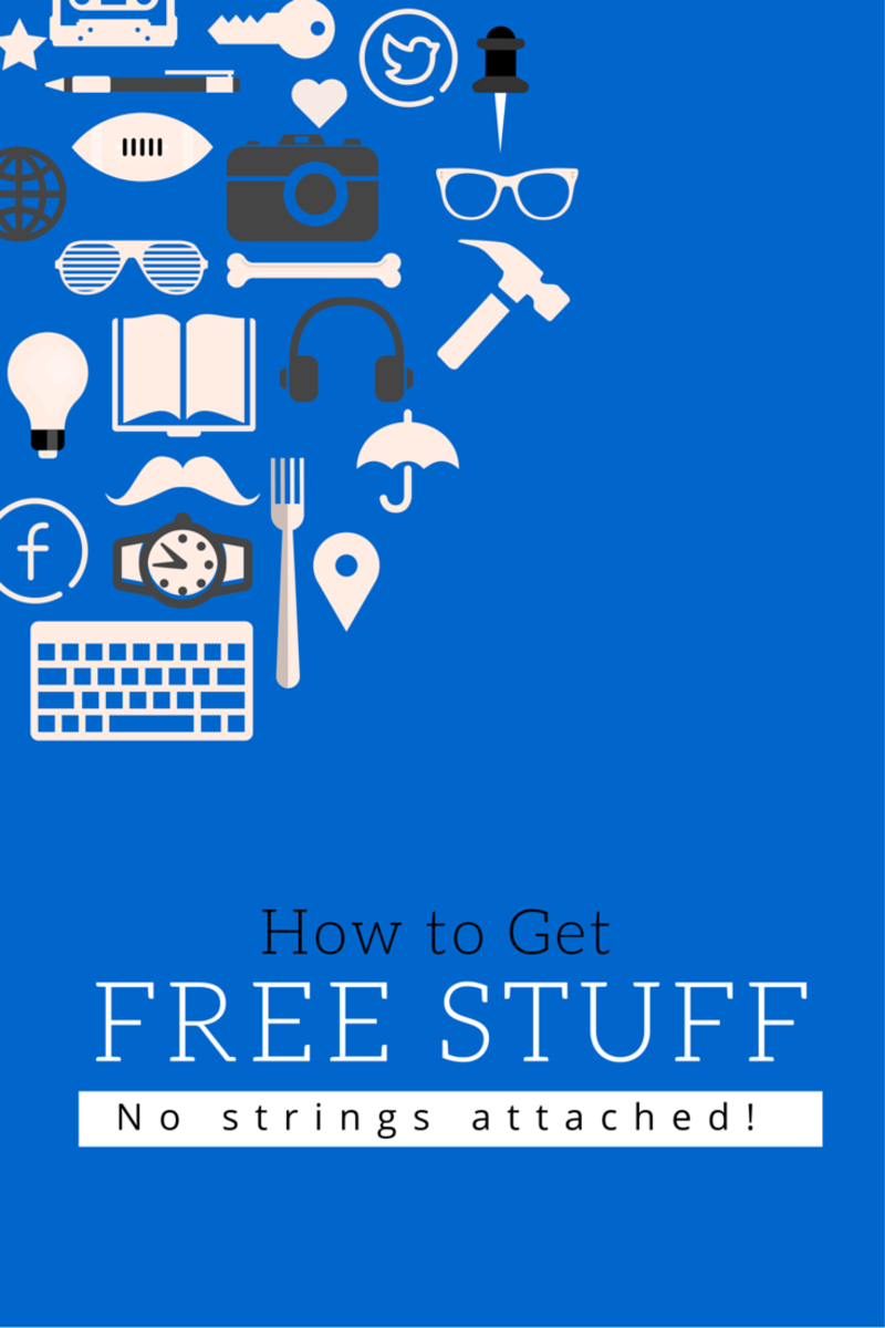 Free Stuff From Word-of-Mouth Marketing Sites