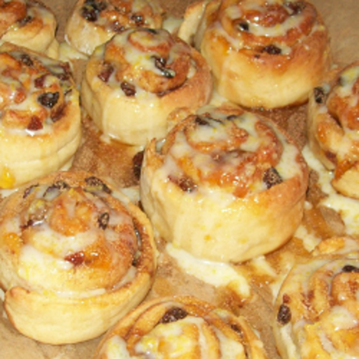 Step-by-Step Chelsea Buns Recipe