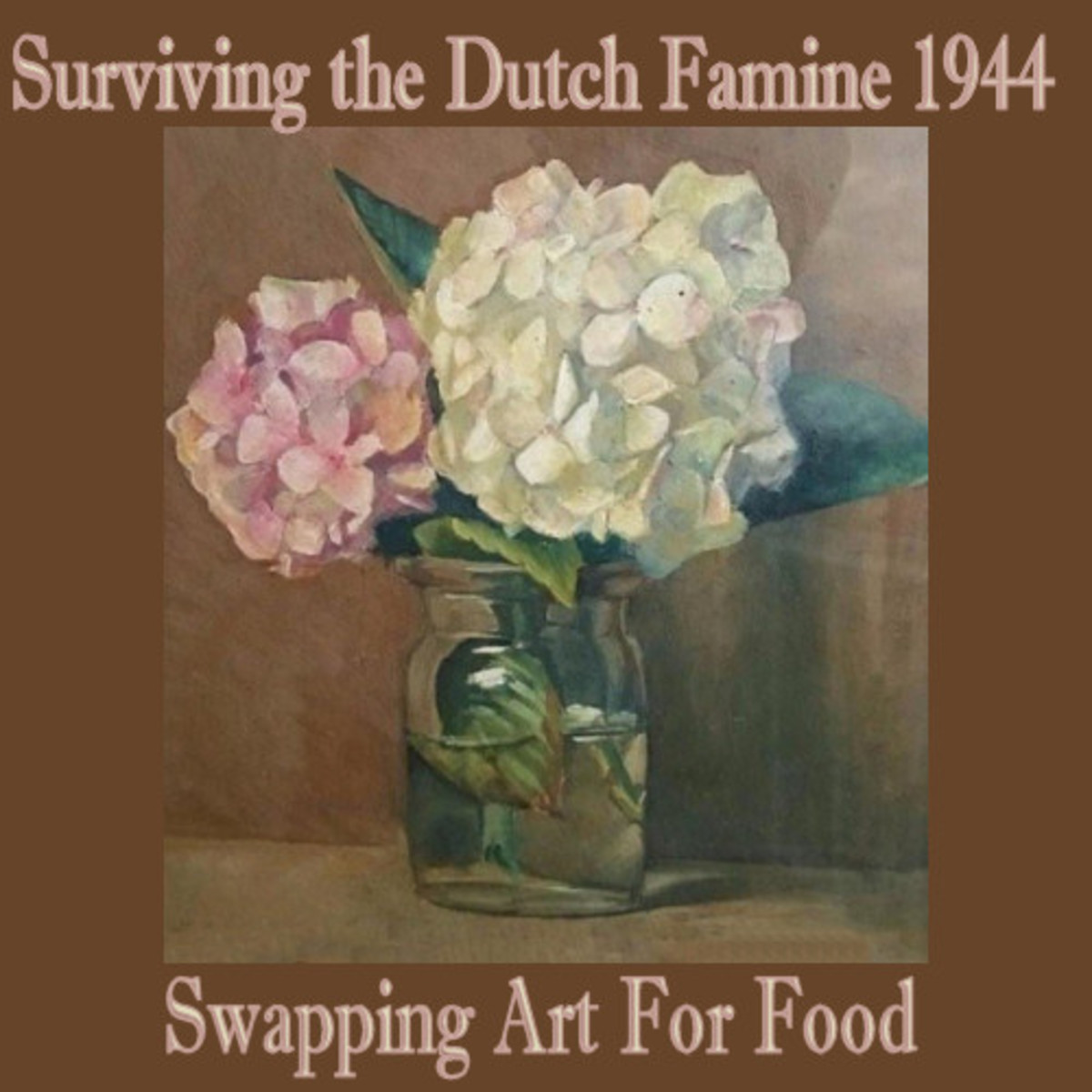 Love story of Mom and Dad - surviving the Dutch Famine 1944
