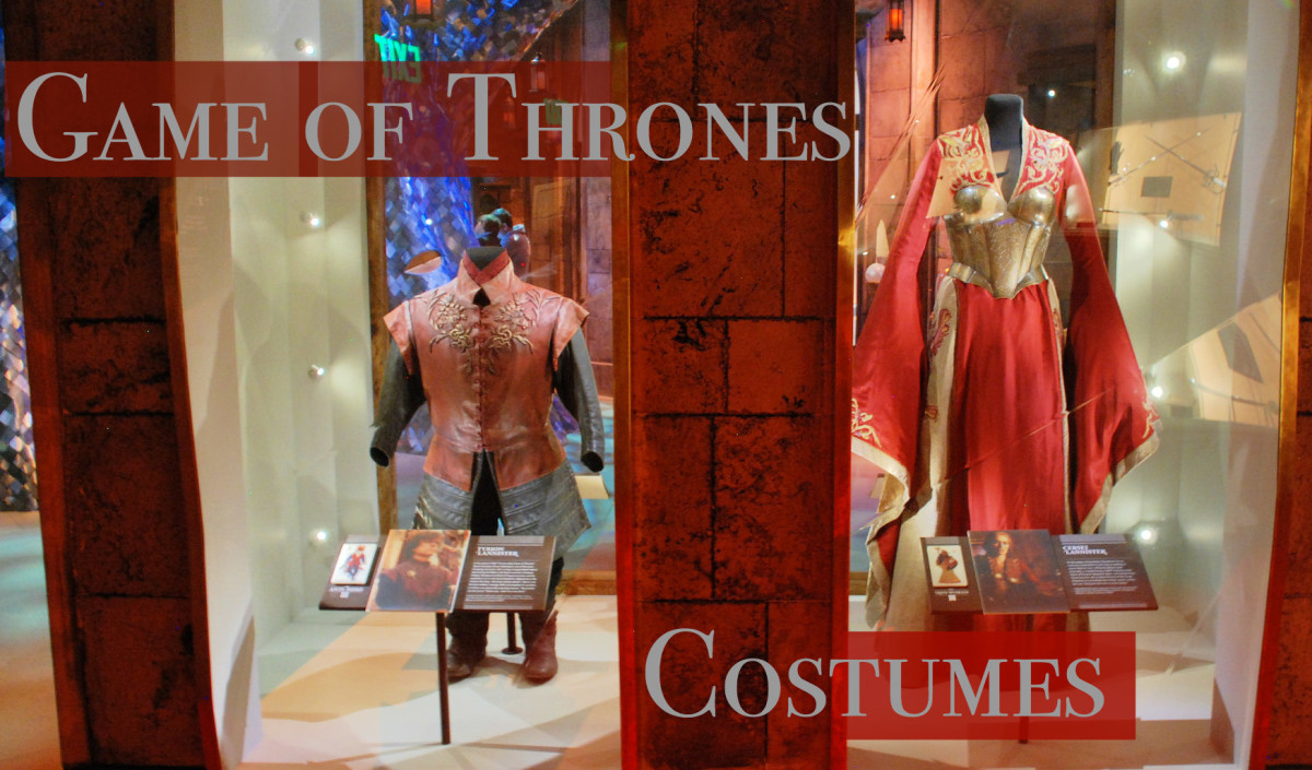 6 Game Of Thrones Halloween Costume Ideas