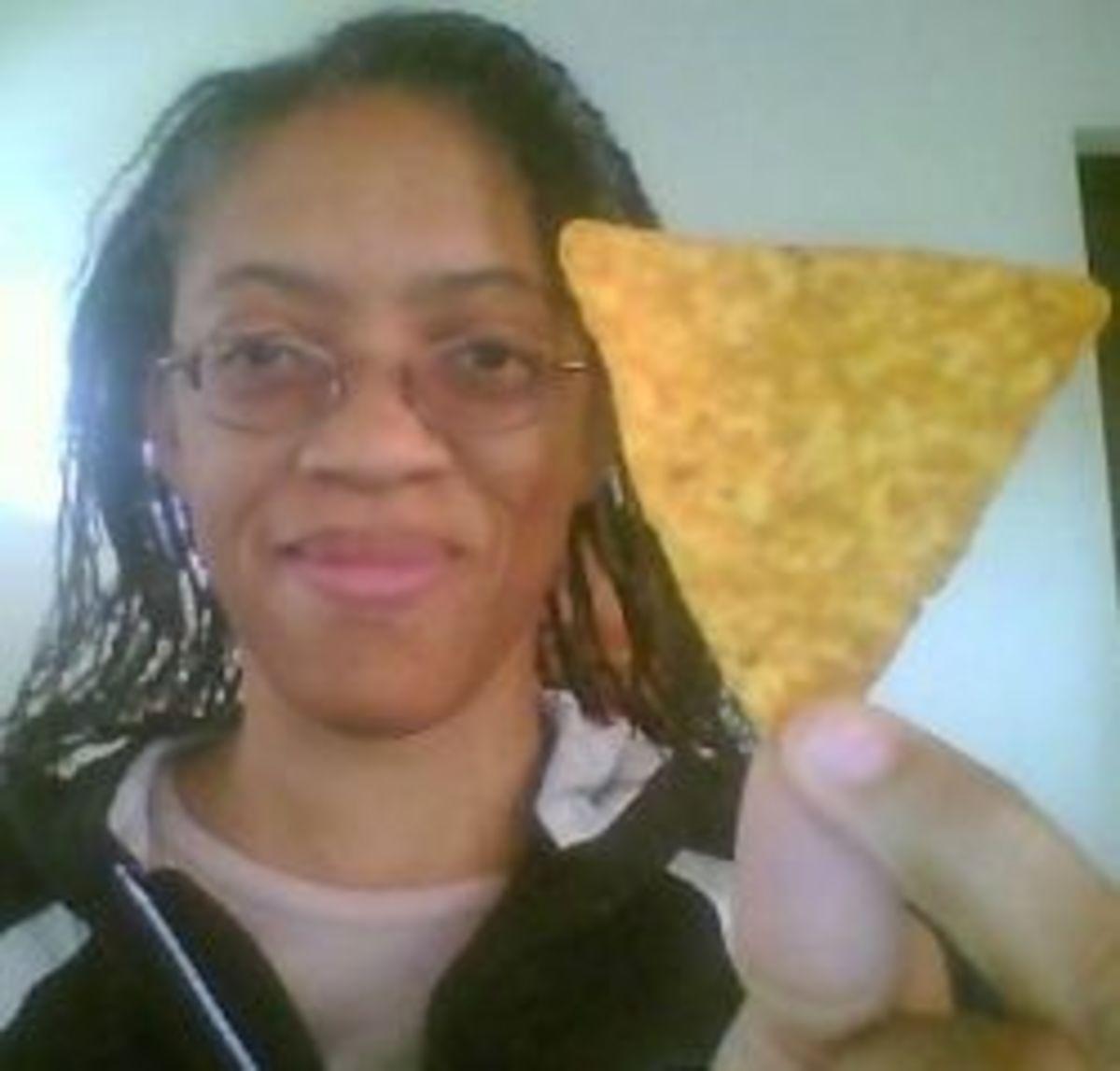 Taco Doritos. Are they the same?