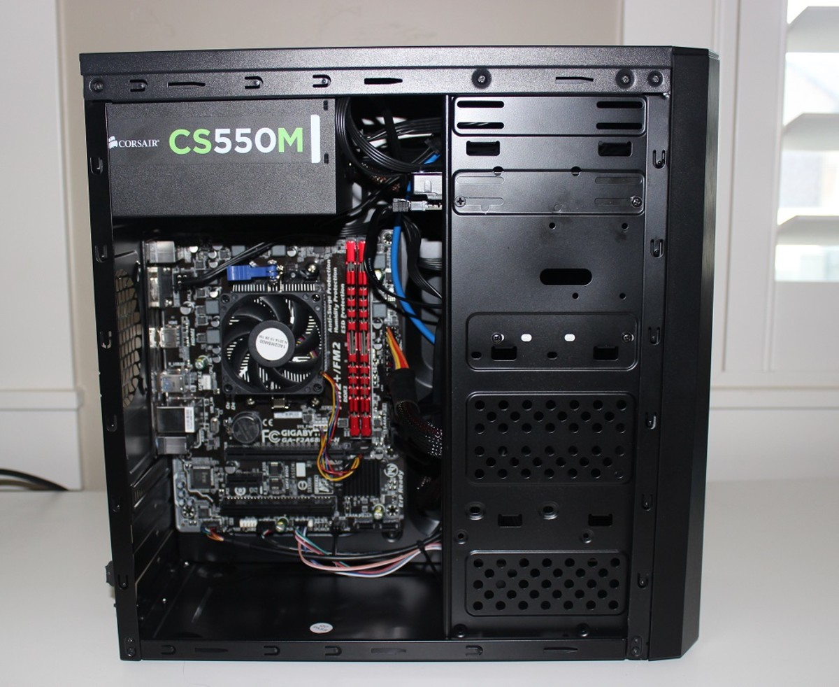 Cheap Desktop Pc Build