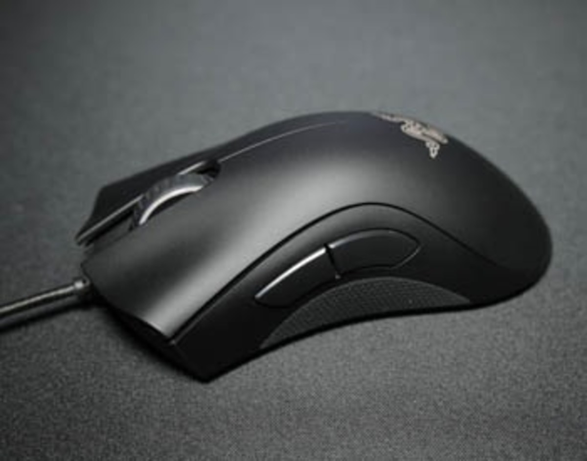 gaming mice with perfect sensors