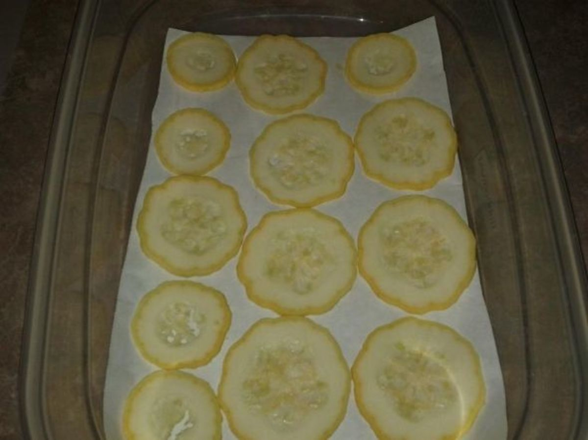 Learn how to freeze excess squash so you can use it in recipes down the line.