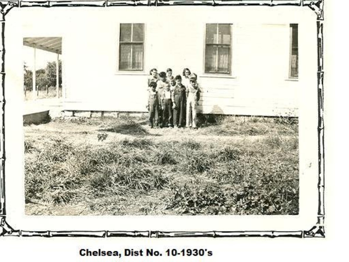 Chelsea School Memories