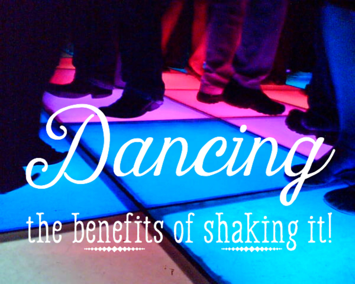 7 Important Benefits of Dancing