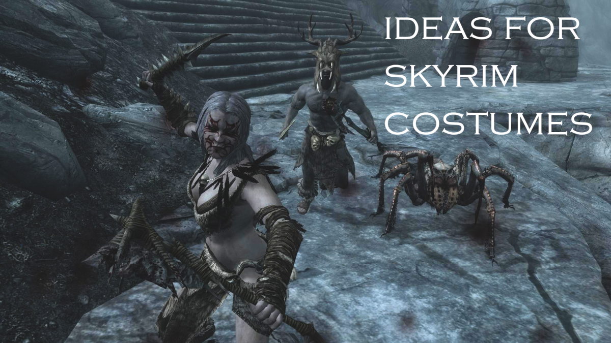 Skyrim Costume Ideas for Halloween or Cosplay