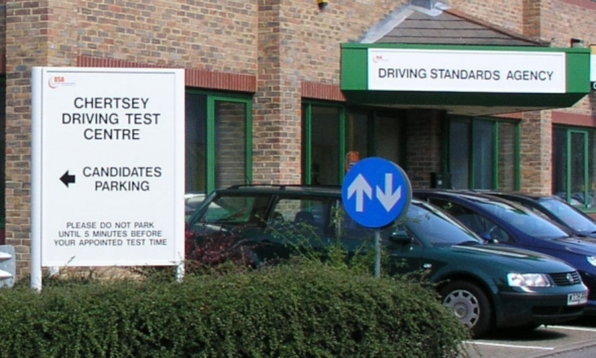The UK practical driving test is conducted by driving examiners from the Driver and Vehicle Standards Agency (DVSA). There are over 370 driving test centres in the UK and the test can be taken at a centre of your choice.