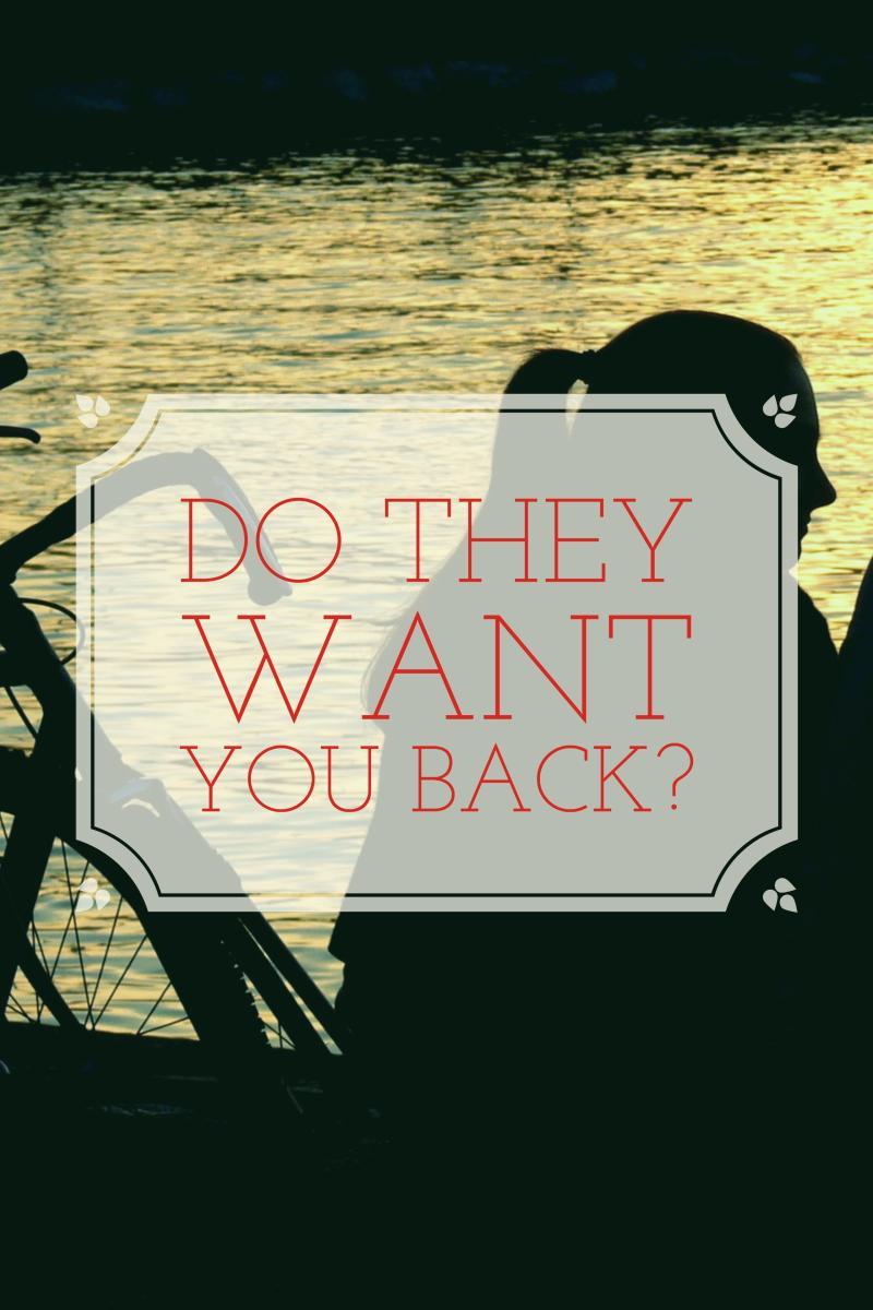 To ex get ways spiritual back your spiritual ways