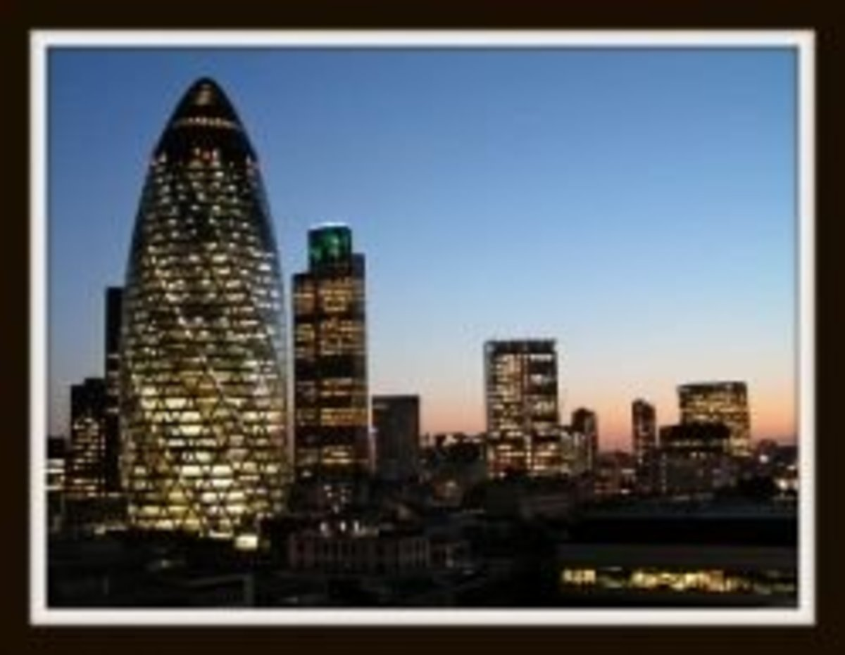 Nicknames of London Buildings