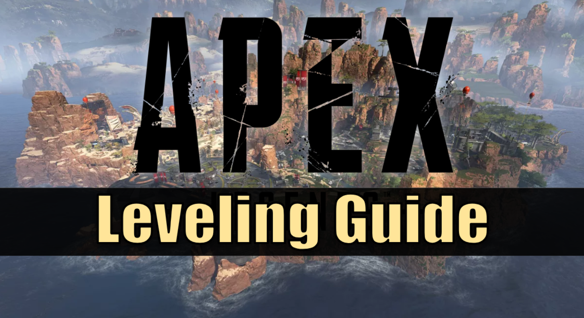 """Apex Legends"" Leveling Guide"