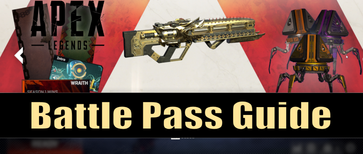 """Apex Legends"" Battle Pass Guide"