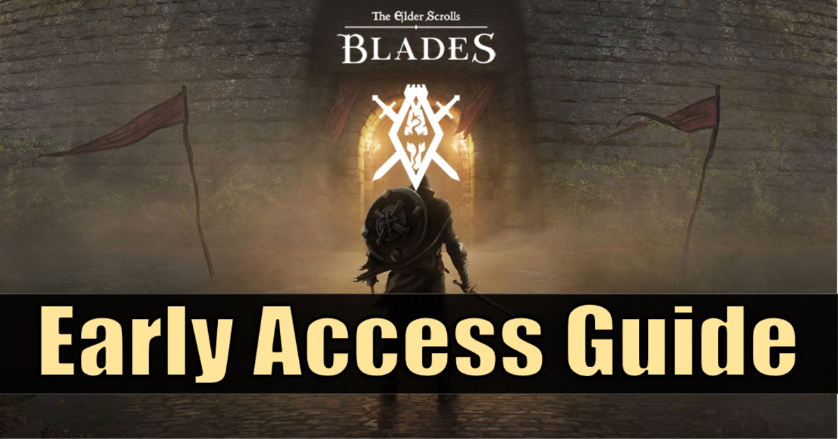 """""""The Elder Scrolls: Blades"""" Early Access Guide"""