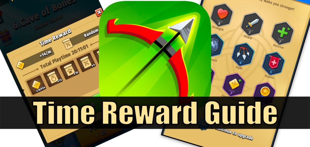 """Archero"" Time Reward Guide"
