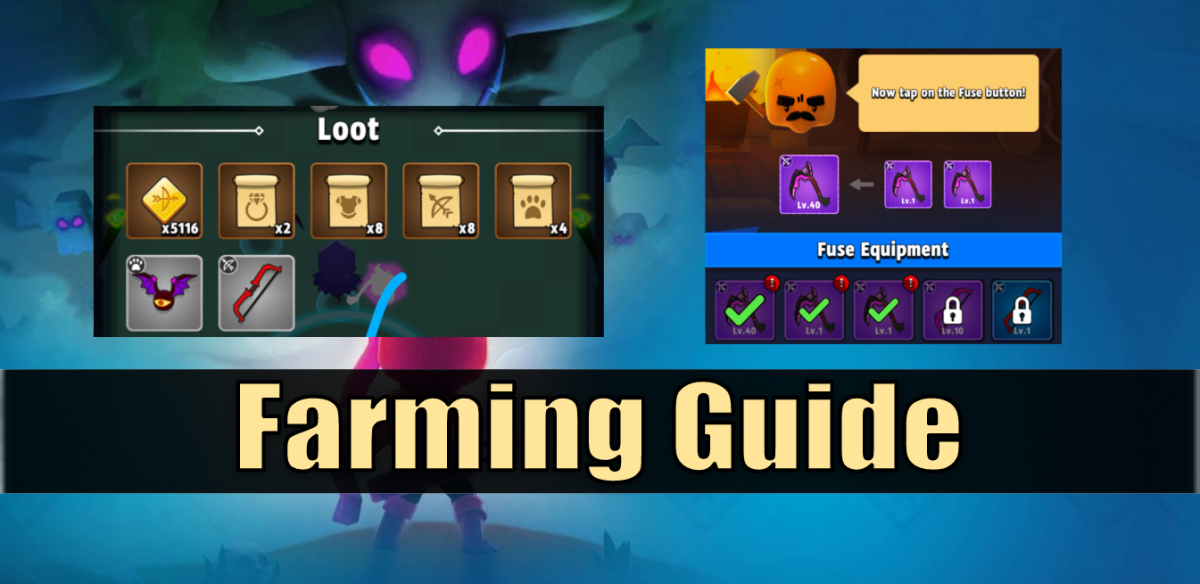 Everything you need to know about farming items.