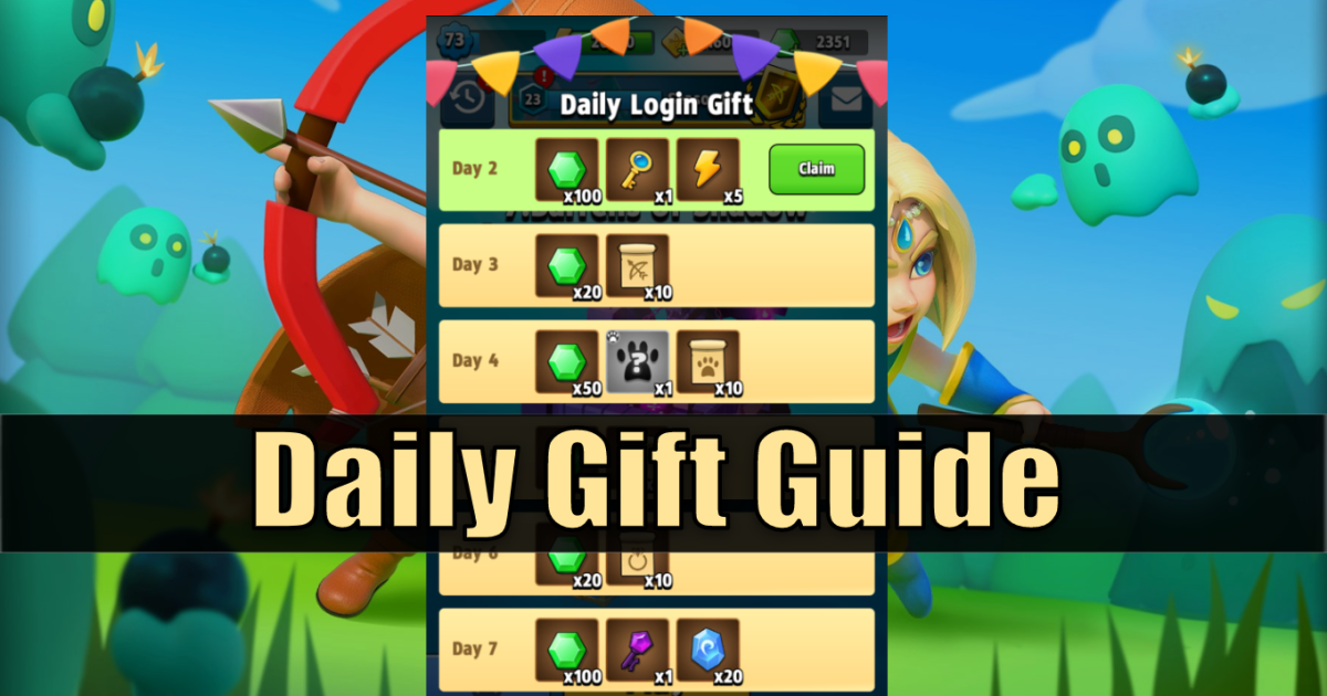 Earning daily rewards is simple, but there are a few things you should know.