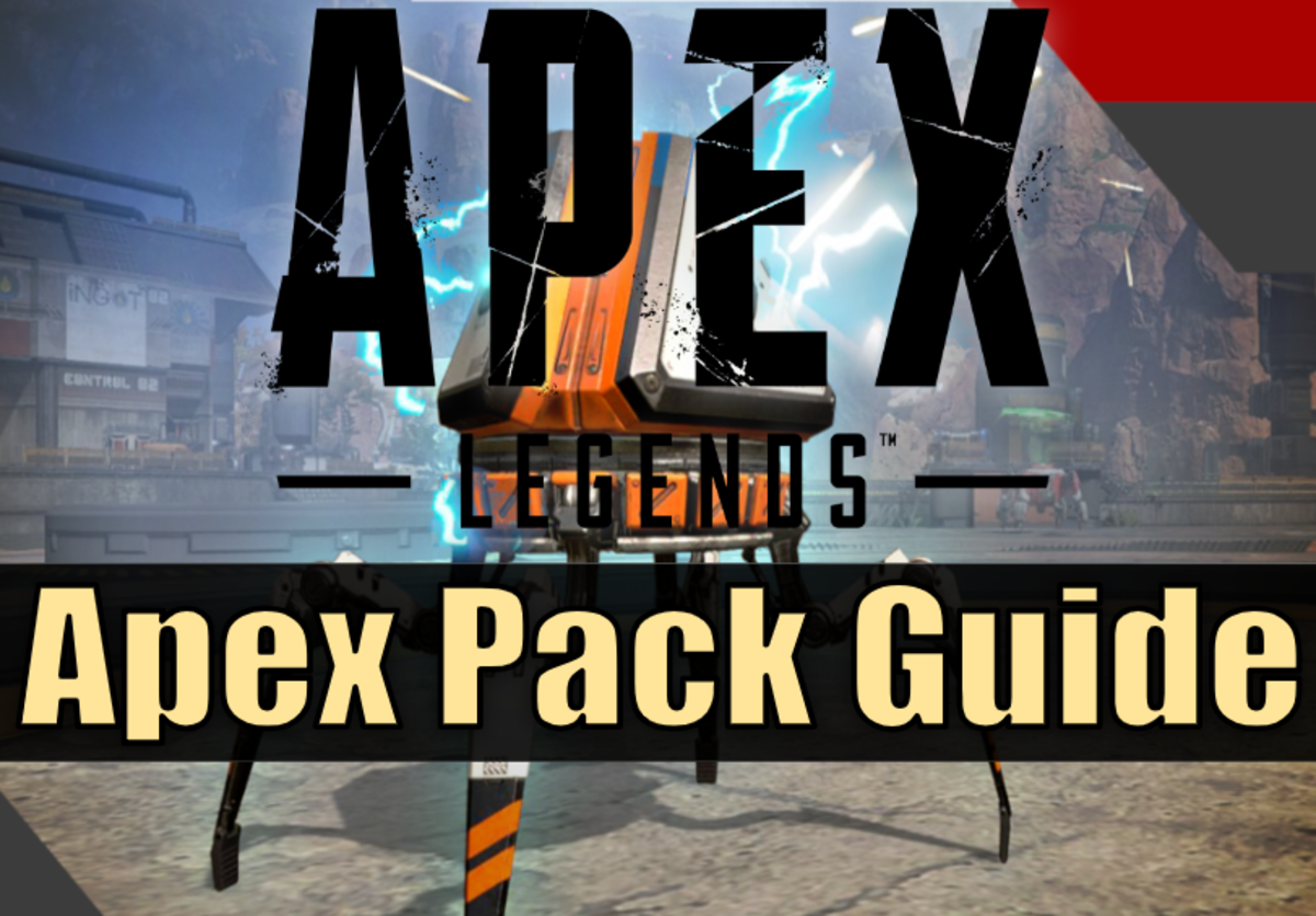 """Apex Legends"" Apex Packs & Heirlooms Guide"