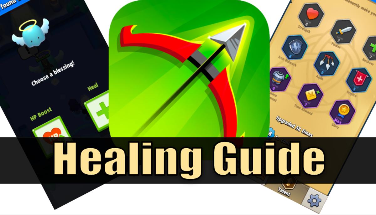 archero-healing-guide
