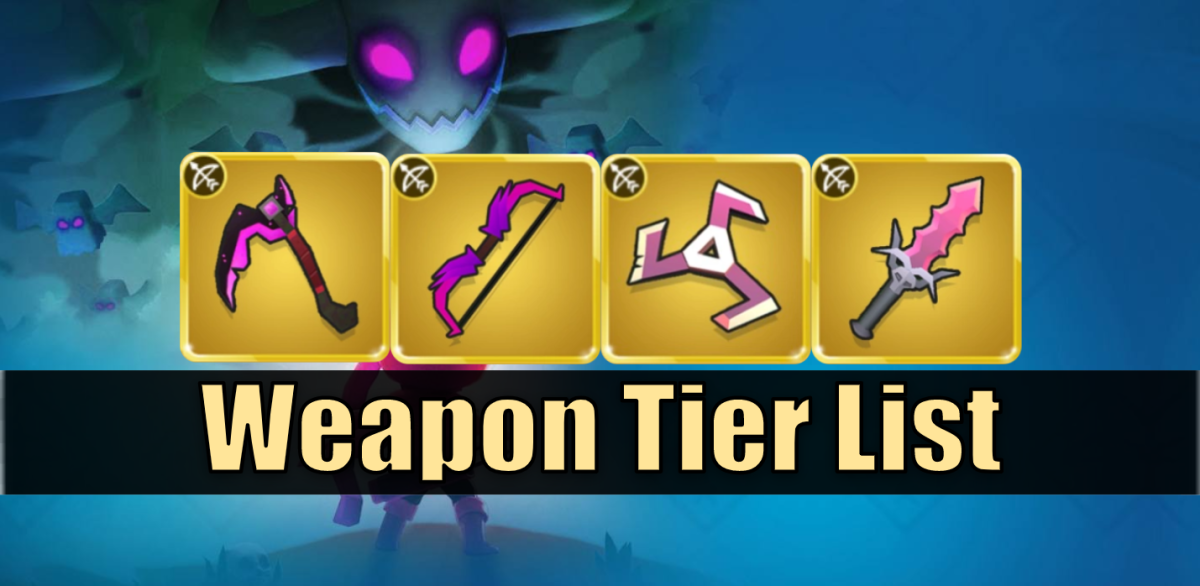 """Archero"" Weapon Tier List"