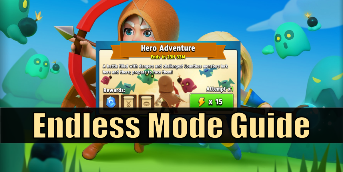 """Archero"" Endless Mode Hero Adventure Guide"