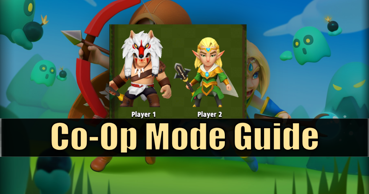 """""""Archero"""" Co-Op Mode Hero Duo Guide"""