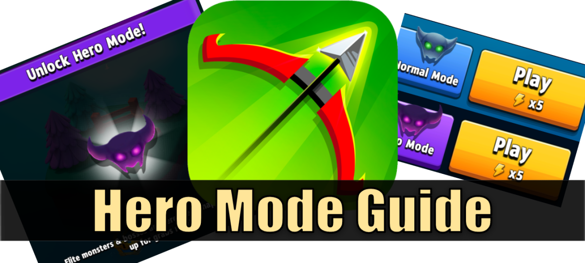 """This guide includes everything you need to know about Hero Mode in """"Archero."""""""